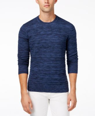 Tommy Hilfiger Men's Winslow Textured Crew Sweater