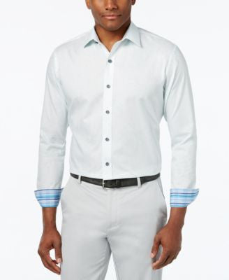 Tasso Elba Men's Check Classic-Fit Shirt, Only at Vogily