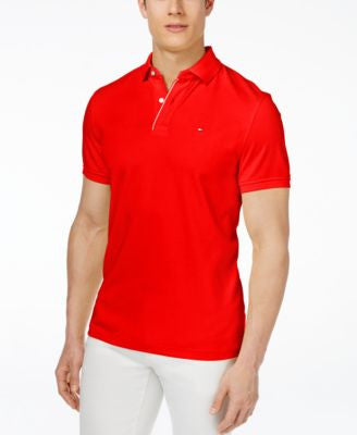 Tommy Hilfiger Men's Big and Tall Paul Polo