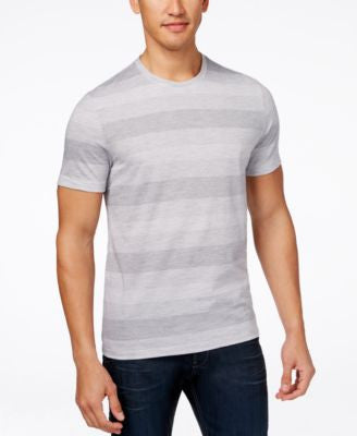 Alfani Men's Micro Stripe T-Shirt, Only at Vogily