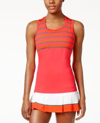 adidas All Premium Striped Tank Top