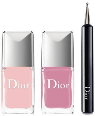 Dior Vernis Polka Dots - Color & Dots Manicure Kit