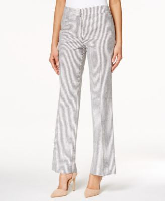 Nine West Seersucker Pants