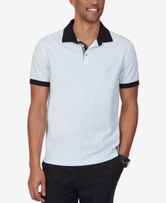 Nautica Men's Slim Fit Piqué Polo