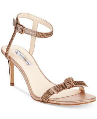 INC International Concepts Laniah Evening Sandals, Only at Vogily