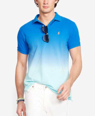 Polo Ralph Lauren Custom-Fit Ombré Polo Shirt
