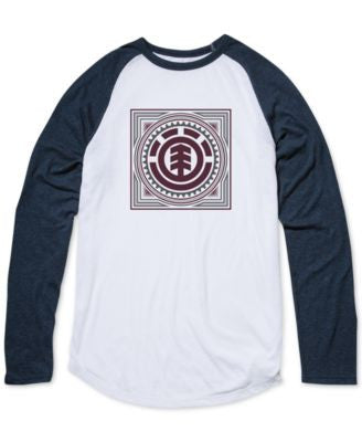 Element Men's Imagery Raglan-Sleeve Graphic T-Shirt