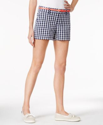 Maison Jules Easy Gingham Shorts, Only at Vogily