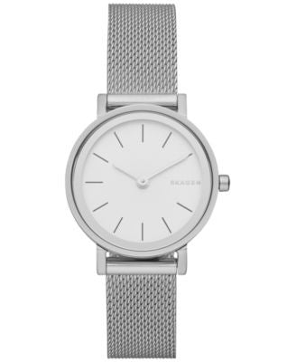Skagen Women's Hald Stainless Steel Mesh Bracelet Watch 26mm SKW2441