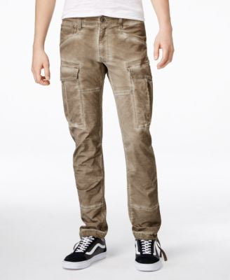 GStar Men's Rovic Slim-Fit Cargo Pants