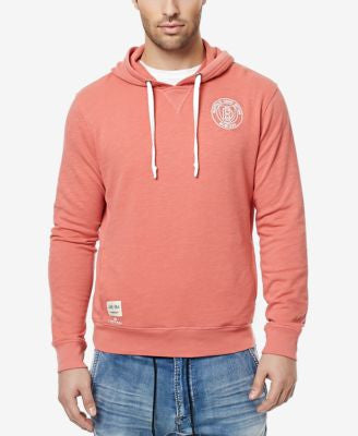 Buffalo David Bitton Men's Fixing Graphic-Print Logo Hoodie
