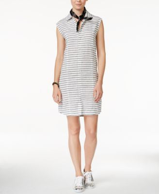 Hudson Jeans Jules Striped Dress