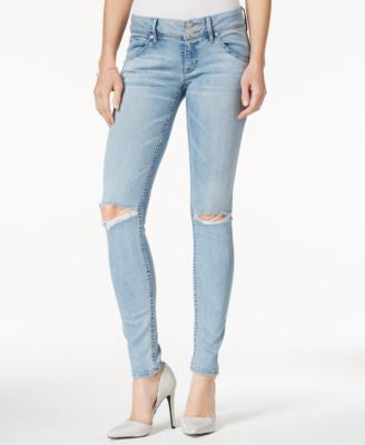 Hudson Jeans Collin Electric Wash Skinny Jeans