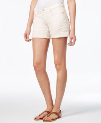 Big Star Alex Seashell Wash Denim Shorts