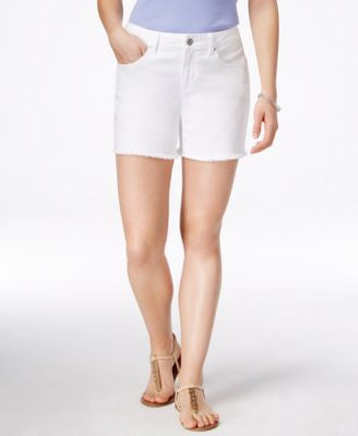 Earl Jeans Denim Cut-Off Shorts