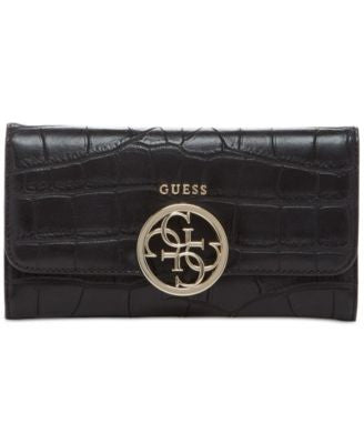 GUESS Devyn Slim Clutch Wallet