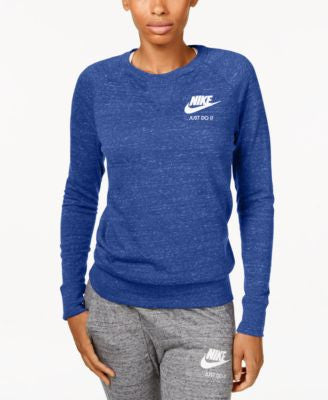 Nike Gym Vintage Long-Sleeve Top