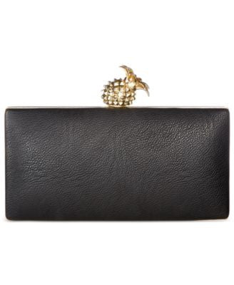 INC International Concepts Palmma Pineapple Clutch, Only at Vogily