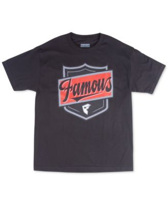 Famous Stars and Straps Men's Bizness As Usual T-Shirt