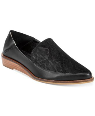 Kelsi Dagger Brooklyn Aada Pointed-Toe Wedge Flats