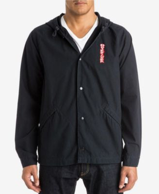 Quiksilver Men's Gateway Coach Jacket