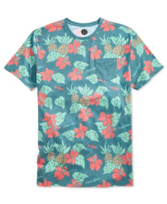 Maui and Sons Men's Tropical Life T-Shirt