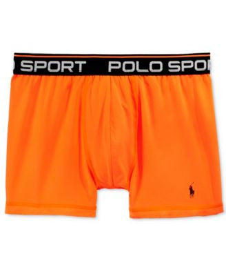 POLO SPORT Microfiber Stretch Boxer Briefs