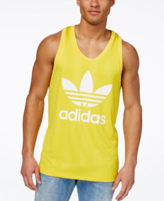 adidas Originals Men's Treifoil Tank