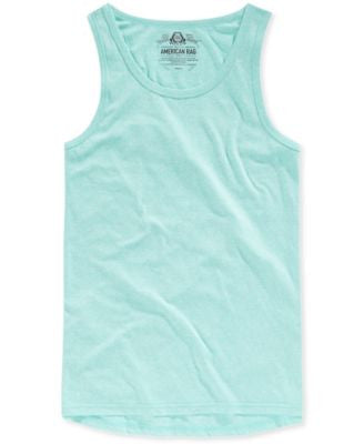 American Rag Men's Triblend Tank, Only at Vogily