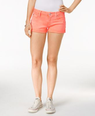 Hudson Jeans Hampton Colored Wash Shorts