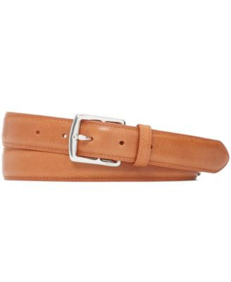 Polo Ralph Lauren Suede Harness-Buckle Belt