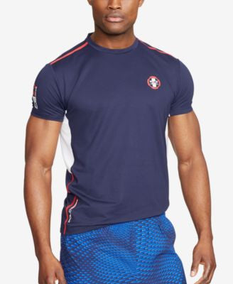 Polo Ralph Lauren Paneled Performance T-Shirt