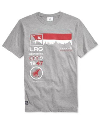 LRG Men's Big & Tall RC Decadence T-Shirt