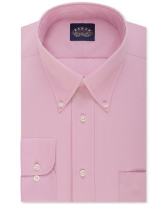 Eagle Men's Slim-Fit Non-Iron Dress Shirt