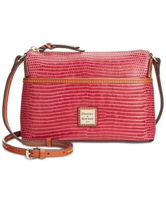 Dooney & Bourke Lizard-Embossed Ginger Crossbody, A Vogily Exclusive Style
