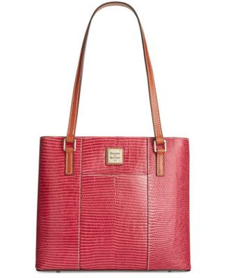 Dooney & Bourke Lizard-Embossed Small Lexington Shopper, A Vogily Exclusive Style