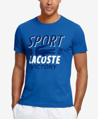 Lacoste Men's Tech Sport Croc-Graphic T-Shirt