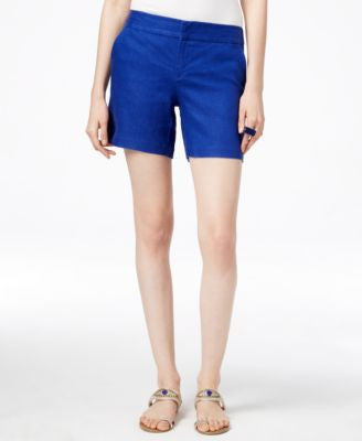 INC International Concepts Linen Shorts, Only at Vogily