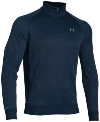 Under Armour Men's Quarter-Zip Storm-Fleece Golf Sweater