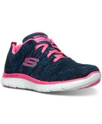 Skechers Women's High Energy Walking Sneakers from Finish Line