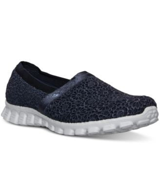 Skechers Women's GOwalk Make Believe Memory Foam Walking Sneakers from Finish Line