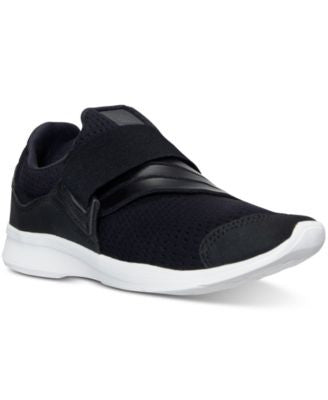 adidas Women's Lite Slip-On Running Sneakers from Finish Line