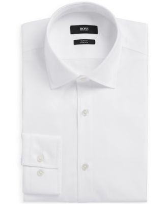 BOSS Slim-Fit Dress Shirt