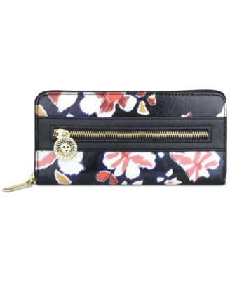 Anne Klein One to Watch Small Zip Around Wallet