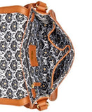 Emma Fox Leather Dales Saddle Crossbody