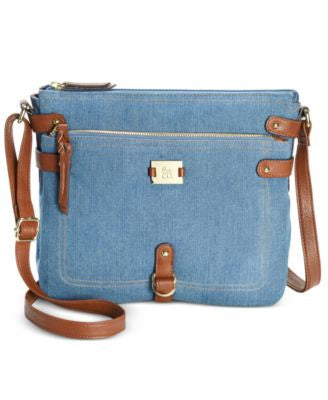 Style & Co. Cargo Crossbody, Only at Vogily