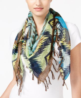 Collection XIIX Aztec Square Scarf