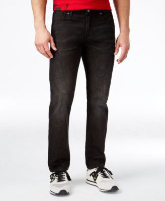 Armani Jeans Men's Slim Fit 5-Pocket Tasche Jeans