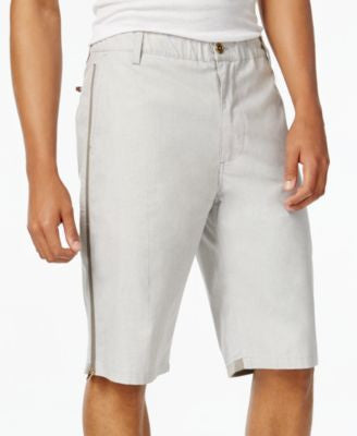 Sean John Men's Side-Zip Shorts