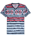 American Rag Men's Ikat Striped T-Shirt, Only at Vogily
